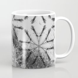 A cube created out of his soul Coffee Mug