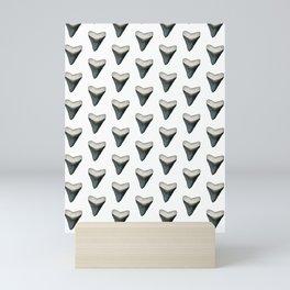 Fossilized Shark Teeth Mini Art Print