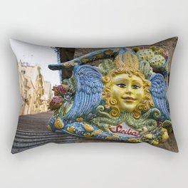 Ceramiche di Caltagirone Rectangular Pillow