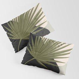 Tropical Leaf- Abstract Art 5 Pillow Sham
