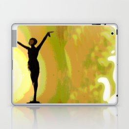 Deco Dance Laptop & iPad Skin