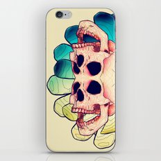 The Human Virus iPhone & iPod Skin
