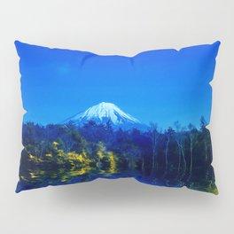 MOUNT FUJI REFLECTION Pillow Sham