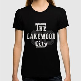 the Knoxville City my heart in Lakewood T-shirt