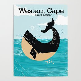 Western Cape South Africa Poster