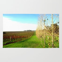 Scotchmans Hill Winery Rug