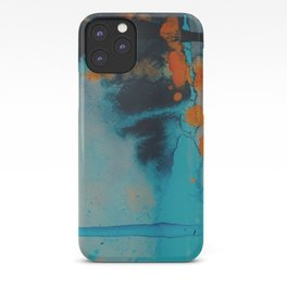 Couldn't look you in the eye iPhone Case