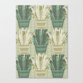 Emerald Avonia Canvas Print