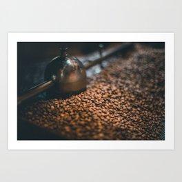 Roasted Coffee 4 Art Print
