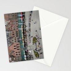 Bruges Main Square Stationery Cards