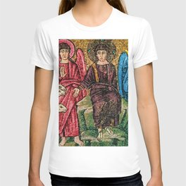 Judgement Day of the Sheep and the Goats Mosiac Basilica of Saint Apollinare Nuovo, Ravenna, Italy T-shirt
