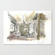 Le ble Canvas Print
