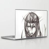 ace Laptop & iPad Skins featuring Ace by Kaoru Ishida