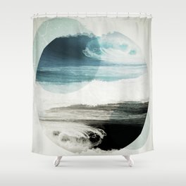 Nalunani Shower Curtain