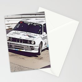 M Nordschleife Stationery Cards