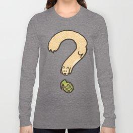 Curiosity: it kills Long Sleeve T-shirt