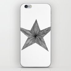 Star Jelly I B&W iPhone & iPod Skin