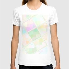Re-Created Mirrored SQ LIX by Robert S. Lee T-shirt