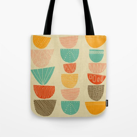 Stacks Tote Bag