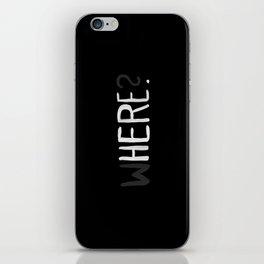 Here. iPhone Skin