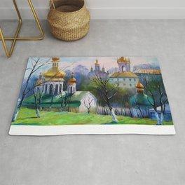 Holy Dormition Kiev-Pechersk Lavra Rug