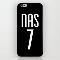 NAS7 iPhone & iPod Skin