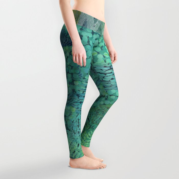 Alpaca Dream #2 Leggings