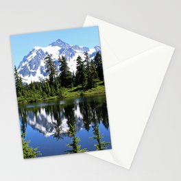 Mt. Shuksan and Reflection Stationery Cards