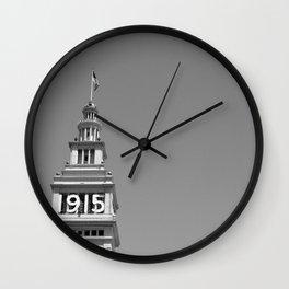 Ferry Building Wall Clock