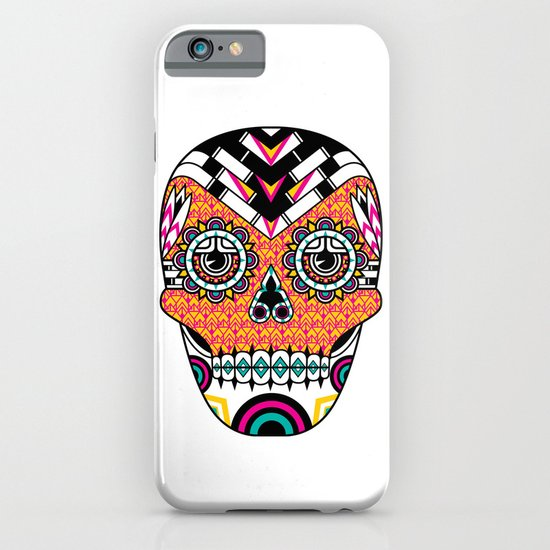 Deco Skull iPhone & iPod Case