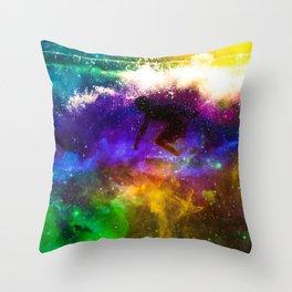Danny Denebola Throw Pillow