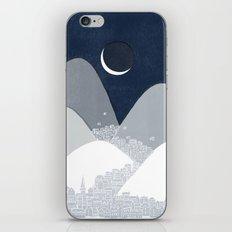 Bleak Midwinter iPhone & iPod Skin
