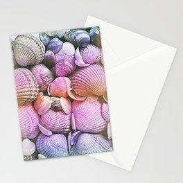 Vintage Candy Shells Stationery Cards