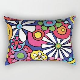 brenda's flowers Rectangular Pillow