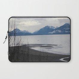Solitude :: A Lone Kayaker Laptop Sleeve