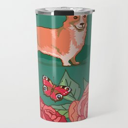 Windsor Rose Garden Travel Mug