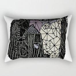 Wolframite Rectangular Pillow