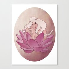 Lotus Canvas Print