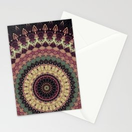 Mandala 273 Stationery Cards