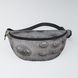 steam engine detail Fanny Pack