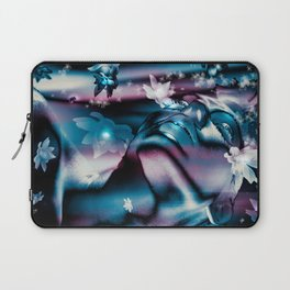 "ORCHIS ""Joy in Laughter"" Laptop Sleeve"