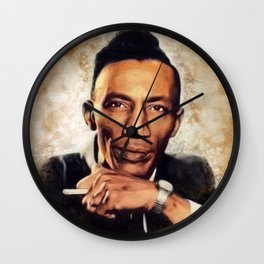 Lee Dorsey, Music Legend Wall Clock