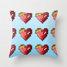 Royal Love  Throw Pillow