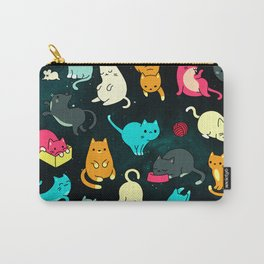 Kitty Space Carry-All Pouch