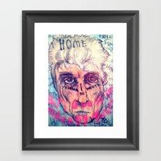 David Byrne Framed Art Print