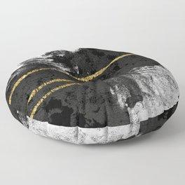 Gilded Grit Floor Pillow
