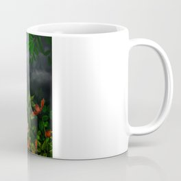 The Brighter Side Of The Dark Mountains Coffee Mug