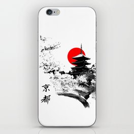 Kyoto - Japan iPhone Skin