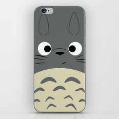 Curiously Troll ~ My Neighbor Troll iPhone & iPod Skin