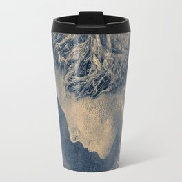 Dark portrait II  (colour option) Travel Mug